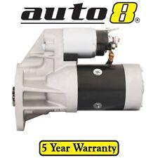 Brand New Starter Motor fits Nissan Patrol Wagon GU GQ 2.8L Diesel Turbo RD28T