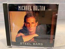 Steel Bars by Michael Bolton (CD, PROMO Single)