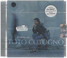 TOTO CUTUGNO IL TRENO VA... CD F.C JOE DASSIN SIGILLATO!!!