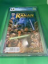 Star Wars Kanan The Last Padawan #1 - CGC 9.8 - Multiple 1st Apps! Mandalorian