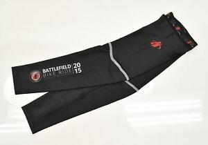 Hincapie Battlefield Ride 2015 Women's Small Element Arm Warmers Black CLOSEOUT