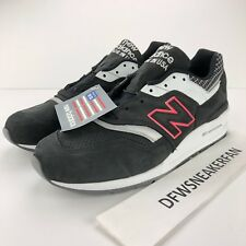 New Balance 997 Men's Size 10 Color Spectrum Kith Ronnie Fieg Made in USA M997CR