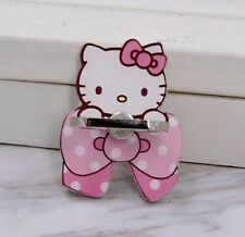 Hello Kitty Phone Ring | Rotates 360° | Polka Dot Bow Design |Tablet Stand