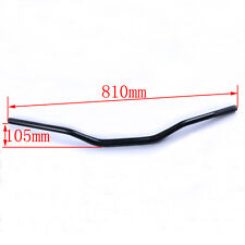 "Motorcycle Low Rise Handlebar 7/8"" 22mm 1 1 /8 High Quality Reinforced Bar 810mm"