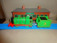 🚂🚂Thomas & Friends TrackMaster- Henry and  his coal rolling stock🚂🚂