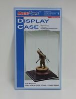 VETRINA TECA DISPLAY CASES IN PLEXIGLASS PER MODELLINI FIGURE SCALA 1/12 - 1/16