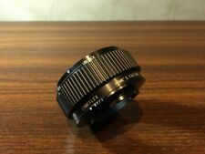 Hawk's factory Cameflex to M43 mount adapter Ring