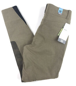 Kerrits Cross-Over Knee Patch Breeches  Mushroom Free Shipping