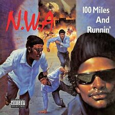 N.W.A. 100 Miles And Runnin' LENTICULAR COVER Eazy-E NWA New Sealed Vinyl EP