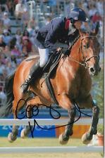 Georgina Harland Hand Signed Great Britain Olympics 6X4 Photo.