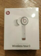 Beats Wireless Tour3 Earphones in White
