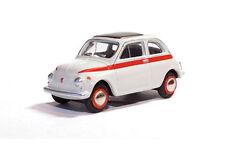 """Bub BUBMOBIL FIAT 500 """"SPORT"""" Edition 2012 metallo, 1:87 h0 BERLINA 1000 pezzi 09552"""