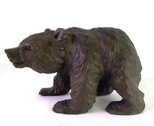 toller Bär -Holz geschnitzt - Tomiya Sawada Japan - Brienzer Holzfiguren  (Nr.4)