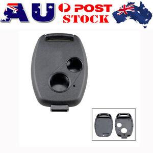 2 Button Key Remote Case Shell For Honda Accord CRV JAZZ Odyssey Civic City