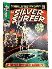 RARE 1968 SILVER AGE SILVER SURFER #1 KEY PREMIERE ISSUE