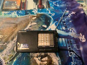 PANASONIC (RF-B11) 12 BAND FM LW MW SW1 9 RECEIVER -  AU STOCK !