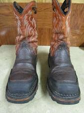 Cody James Men's #dbp-12 Decimator Composite Toe Work Boots Size 8.5 M