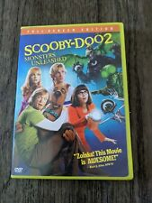 Scooby Doo 2: Monsters Unleashed (DVD, 2004)