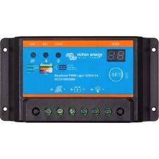 Victron Energy BlueSolar PWM 5 A-controlador de carga solar de luz 12/24V 5 Amp Nueva!
