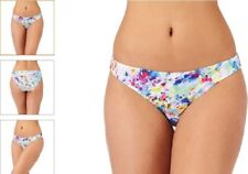 WOLF AND YORK FLORAL BIKINI BRIEFS - HERNE BAY - WOMENS SWIMWEAR SMALL UK 10 NEW