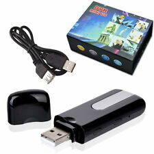 Spy Hidden USB Mini DV DVR U8 DISK Camera Motion Activated Detection with Box