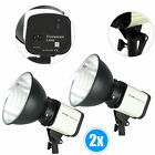 Kit Illuminatore da Studio Foto e Video Lampada DayLight 2x 150W a Luce Continua