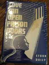 Love Can Open Prison Doors Starr Daily 1952 Edition Classic Free US Shipping