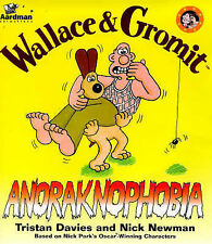 Wallace and Gromit: Anoraknophobia (Wallace & Gromit), Tristan Davies, Nick Newm