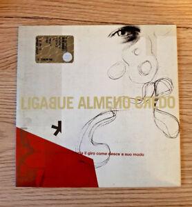 """LUCIANO LIGABUE """" Almeno credo"""" RARO -1999  WEA – PEI 01846"""