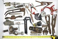 Vintage Craftsman Cornwell Pullers Timing Tools Valve Spreaders Hone Vise Lot