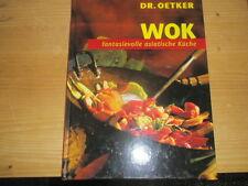 Dr. Oetker Wokfantasievolle asiatische Küche