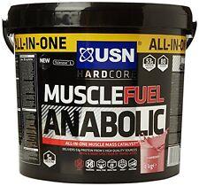 USN Muscle Fuel Anabol 2kg Erdbeere 6009694862349