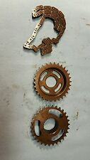 E36 S50 intake vanos cam sprockets and chain