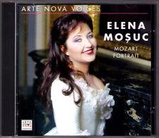 Elena MOSUC: MOZART PORTRAIT Exsultate, Jubilate Zaide Figaro Die Zauberflöte CD