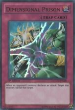 YGO-1x-Lightly Played-Dimensional Prison - LCGX-EN220 - Ultra Rare - 1st Edition