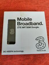 Modem USB 3G ZTE MF730M Dongle - 3 Network