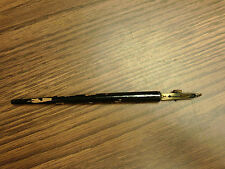 Vintage Barch Payzant (freehand) brass nib lettering pen, No. 3224 size #1 Eh