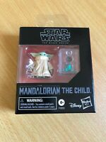 STAR WARS BLACK SERIES THE MANDALORIAN THE CHILD 1.1 INCH ACTION FIGURE HASBRO