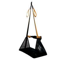 BLACK Diamond Bosun Chair-seduta comoda per eseguire il backup lunghe-più FUNE/Big Wall