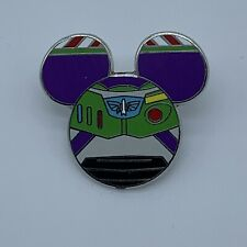 New listing Disney Toy Story Buzz Lightyear Mickey Mouse Icon Mystery Pouch Pin 86552
