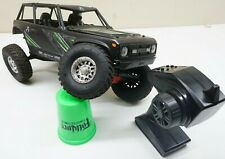 Axial Wraith 1.9 1/10 Scale Electric 4WD RTR RC Rock Crawler with 2.4GHz Tx/Rx