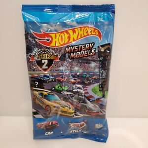 Hot Wheels Mystery Models Series 2 #3 Acura NSX Chase Silver HTF