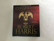 Conspirata Audio Book on CD Robert Harris Novel of Ancient Rome Unabridged NICE!