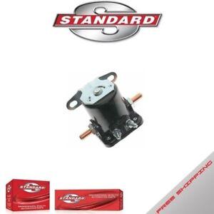 STANDARD Starter Solenoid for 1958 STUDEBAKER 3E12D