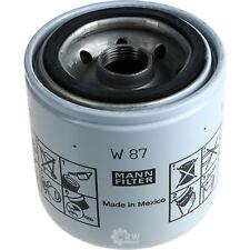 Original MANN-FILTER Ölfilter W 87 Oil Filter