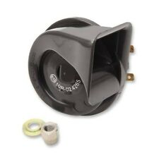 Bocina Para Harley-Davidson 12V Black Loud Side-Mount Horn