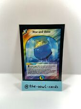 Duel Masters Card - Rise and Shine - DM-11, English, NM-EX