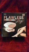 New As Seen On Tv Flawless Legs Pain Free Hair Remover