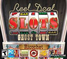 Reel Deal Slots Ghost Town JC