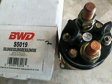 bwd s5019 starter solenoid 6.2 diesel gm gmc